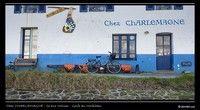 """Bar """"Charlemagne"""" - Ile aux Moines - Golfe du Morbihan (56) France"""