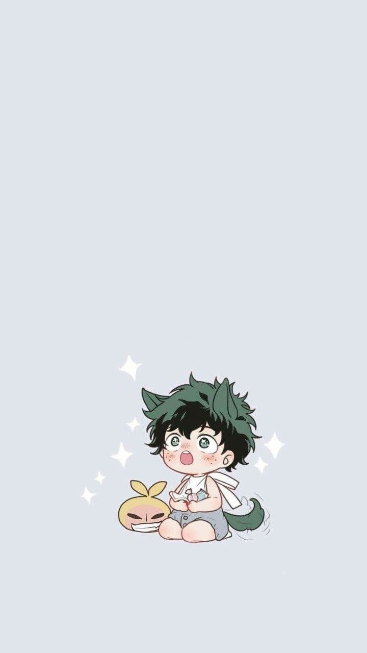 Midoriya Anime Wallpaper Iphone Anime Wallpaper Cute Anime Wallpaper