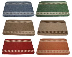 Athena Washable Door Mat or Runner (Various Colours & Sizes)