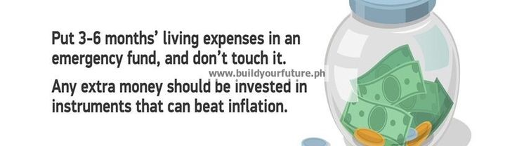Don't let your savings go to waste. Invest and be prepared for #inflation.   Learn about #SunLife .  Contact 0915-868-7576 or 0922-978-5661.  Email at noemiluna.r.pajota@sunlife.com.ph PM for your free #SunLifePH financial planning.  www.buildyourfuture.ph  #Insurance #Investment #VUL #BrighterLife #BrighterChoice #FinancialAdvisor.  Source: ANC On The Money