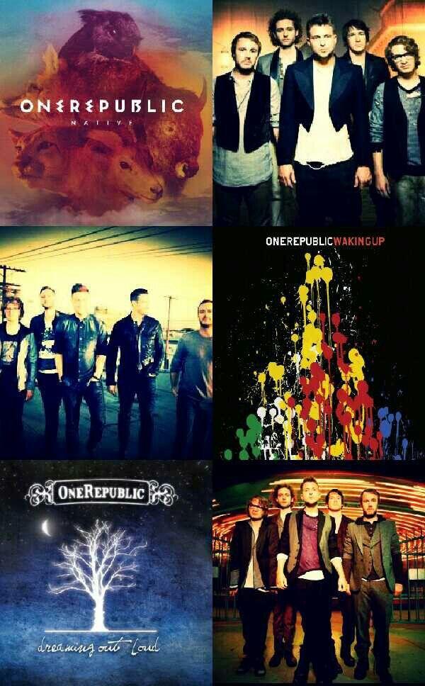 OneRepublic :)