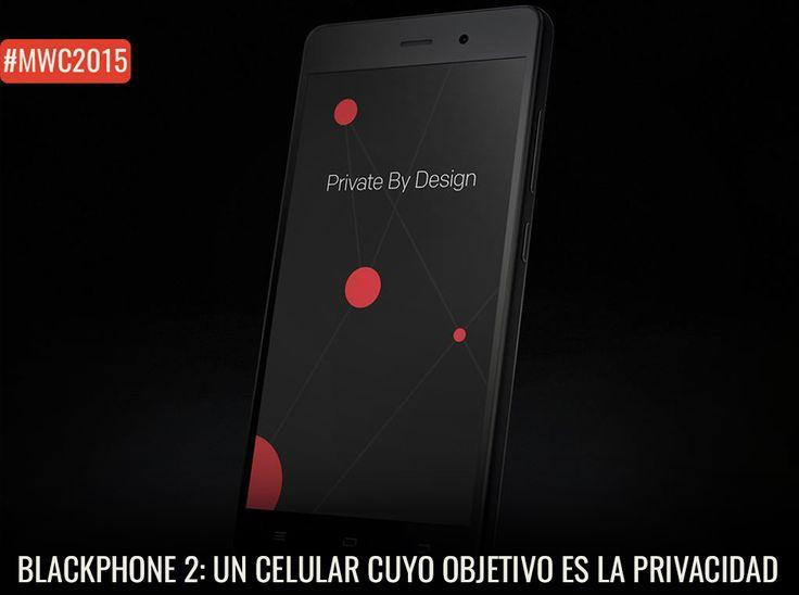 La apuesta por la seguridad round 2: esta es la segunda versión del Blackphone. http://www.enter.co/eventos/mwc/2015/la-apuesta-por-la-privacidad-regresa-con-el-blackphone-2/