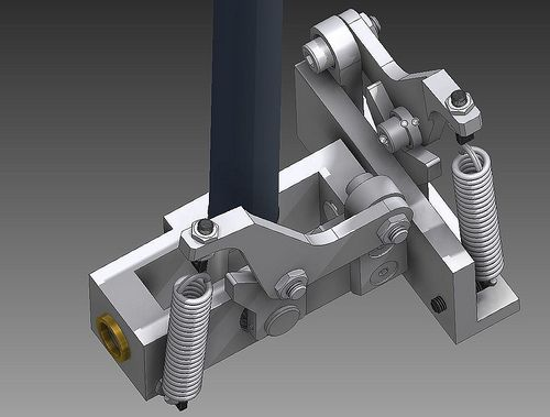 Gimbal design | Flight Sim Pit Builders | SimHQ Forums