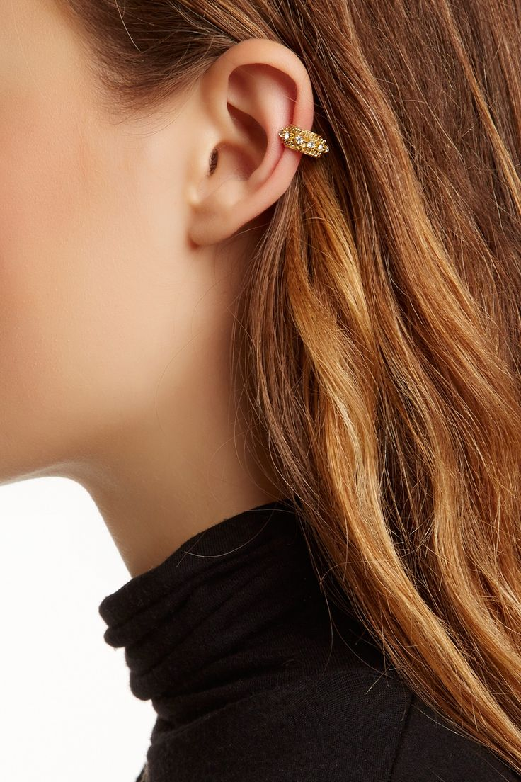 Embellished Ear Cuff