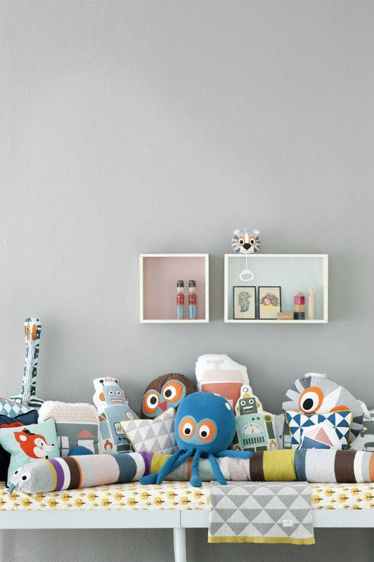 Whimsical playroom toys!