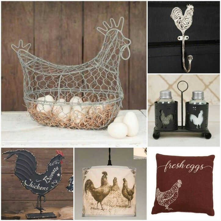 """Roosters and hens are just a """"cluck"""" away at www.juteandburlap.com. Corny...I know! But I couldn't resist lol!"""