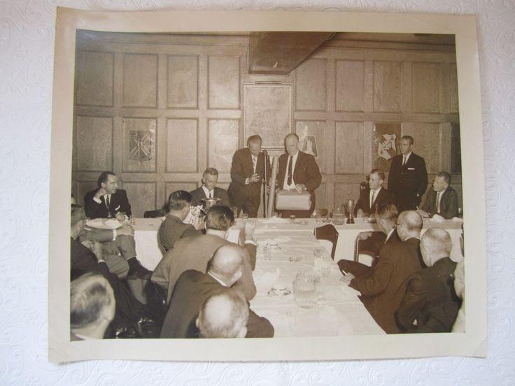 FBI New York Federal Bureau Photograph Special Agent 1963 Retirement Picture #7
