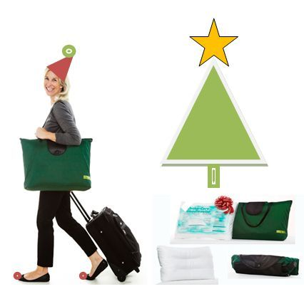 Great gifts for the Holidays! Win a Travel Pillow at DADOFDIVAS :  http://dadofdivas.com/giveaway/traveling-holidays-take-headleveler-pillow-bpopevents-giveaway