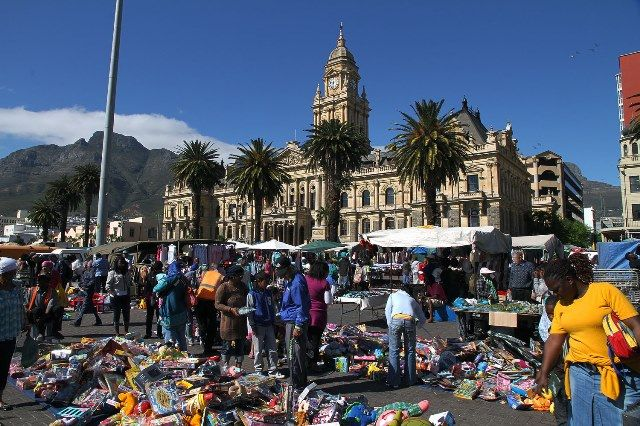 Grand Parade Market Cape Town
