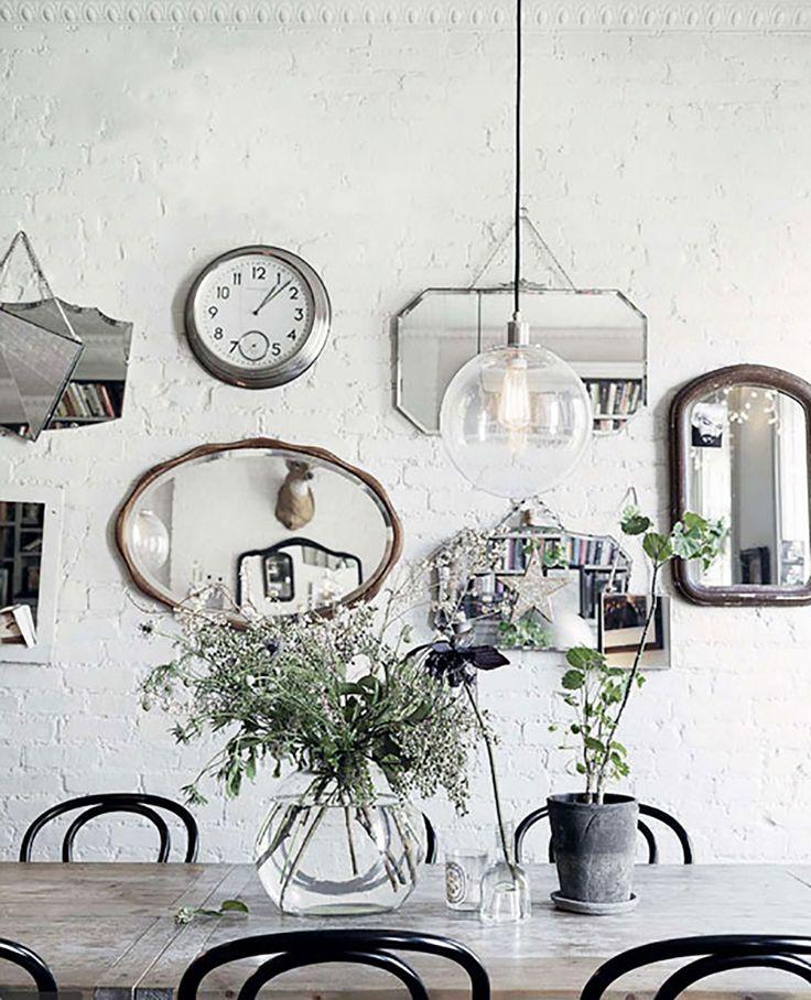 ELLE Decorations toppbloggare Daniella Witte inspireras av artisten Nina Perssons vackra Harlem-hem i veckans interiör! Hemmet bjuder på vintage-inspirerad inredning med rustika inslag i en...