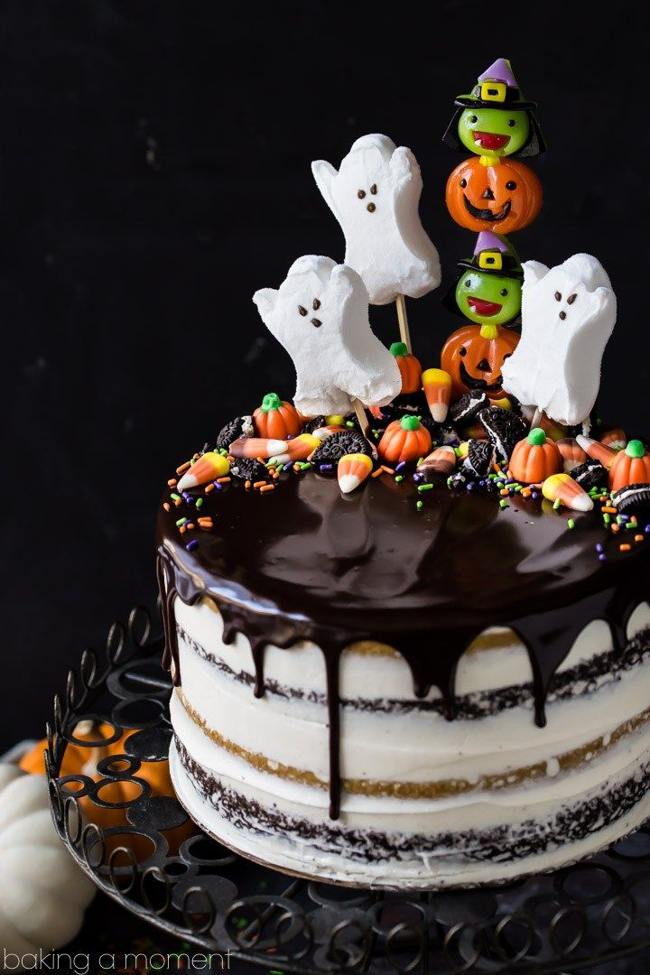 25+ Best Ideas about Halloween Cakes on Pinterest ...