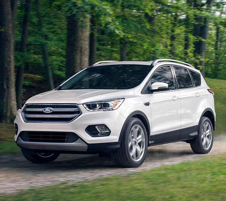2019 Ford Escape Titanium 2019 Ford Ford Escape Ford Suv