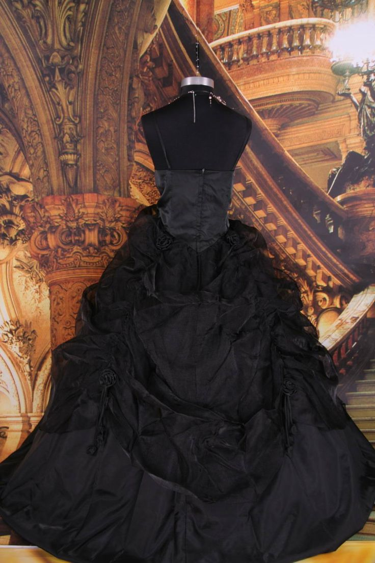 Gothic wedding shop - Gothic And Black Wedding Dresses Handmade Victorian Steampunk And Gothic Wedding Dresses Collection From Best Alternative Bridal Gowns Designers Including