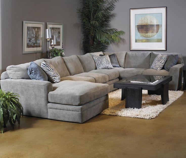 Fairmont Seating Palms 3 Piece Sofa Sectional