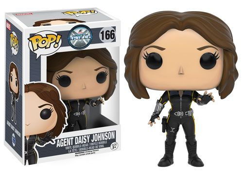 Funko & Marvel Collector Corps releasing Agent Daisy Johnson pop vinyl from Agents of S.H.I.E.L.D