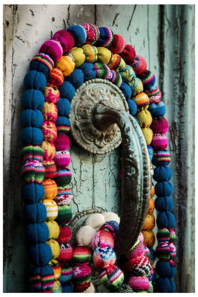 ethnic folk jewelery
