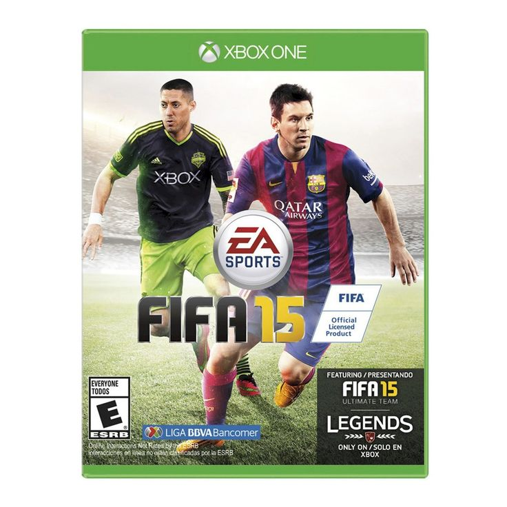 Fifa 15 PRE-Owned (Xbox One)