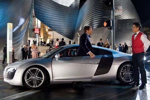 "Tony Stark's Audi R8, ""Iron Man"""