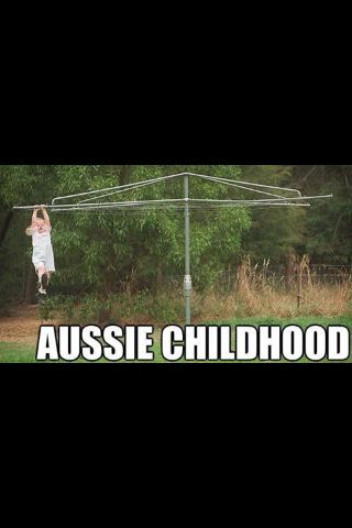OMG i remember sneaking outside just to do this when i was younger! #typical #aussie