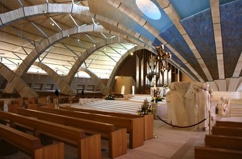 Shrine of Padre Pio, San Giovanni Rotondo, Italy - 2nd most visited Catholic shrine in the world