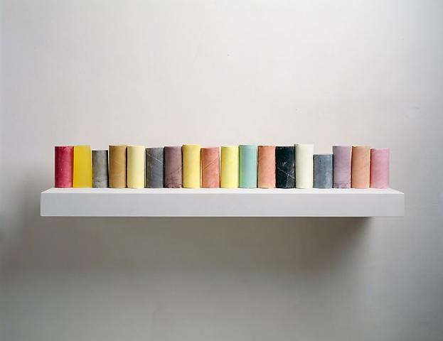 Rachel Whiteread: Line Up