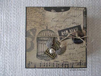 sercem tworzone: 1663/ Album mini sierpniowy...