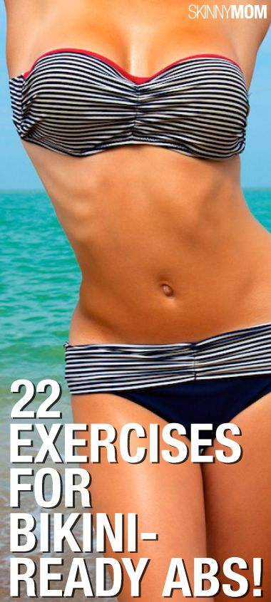 Get ripped with these 22 core exercises!
