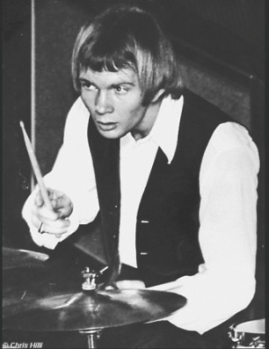 Australian Birthday Today - Frederick Colin Petersen (aka Colin), born 24 March 1946 is an Australian drummer, record producer and former child actor.  Click on photo for more.