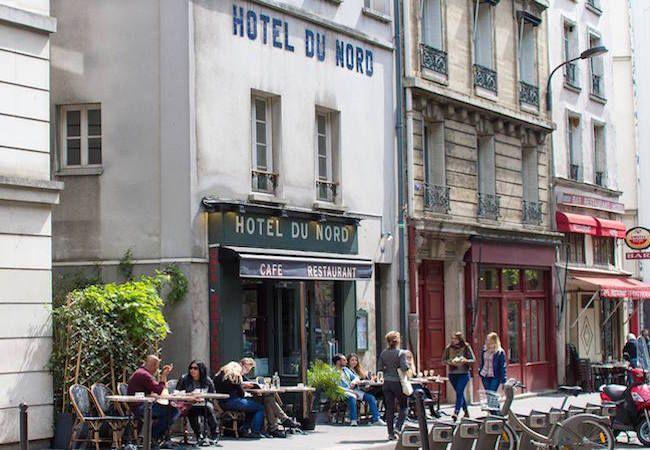 Hôtel du Nord: A legendary and bobo restaurant in East Paris - The Tourist in Paris