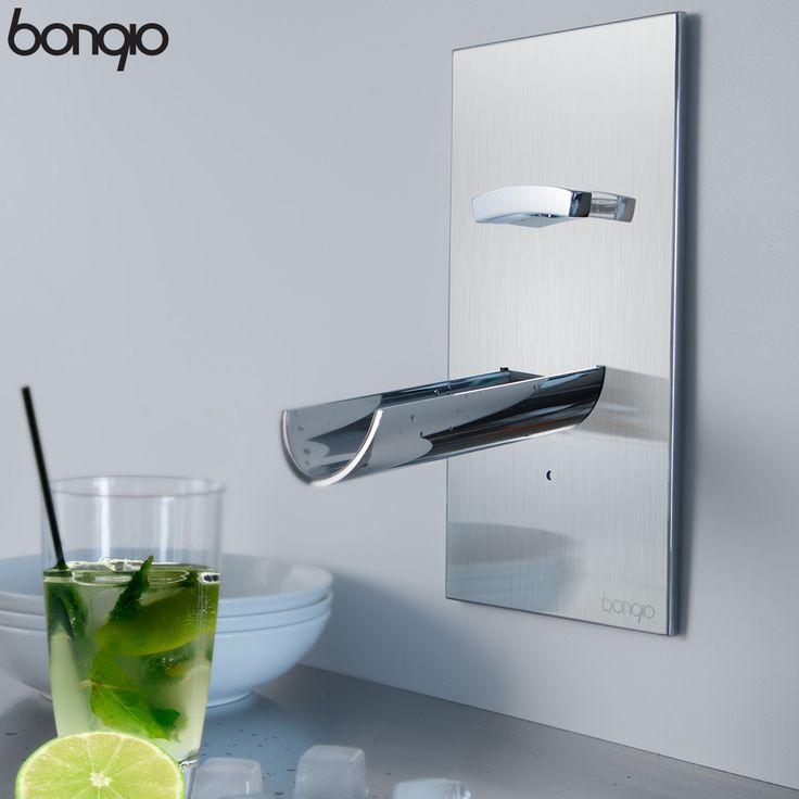 Bongio armatürleri ile fark yaratın…