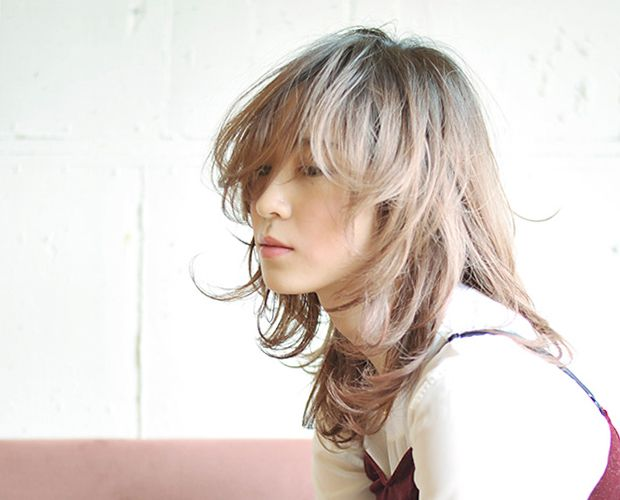 HEAVENS/ HOSOI ヘアスタイル 髪型 hair ミディアム