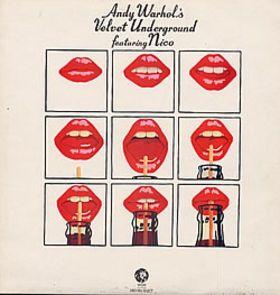 Andy Warhol's Velvet Underground featuring Nico artwork