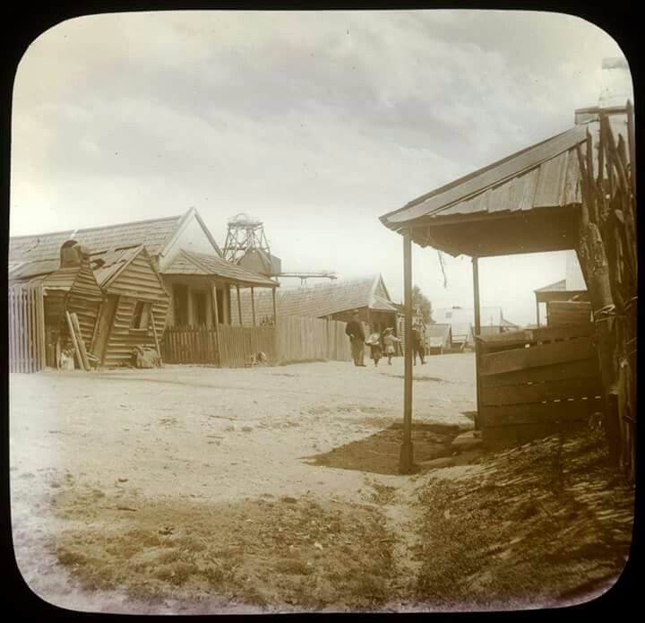 The Chinese Camp at the Ballarat diggings. State Library of Victoria.