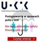 UOKiK przeprowadził postępowanie w sprawach polis z UFK
