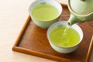 Green tea medicine for high cholesterol