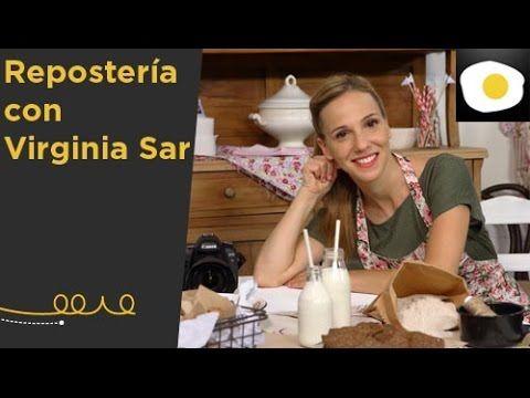Descubre Repostería con Virginia Sar - YouTube