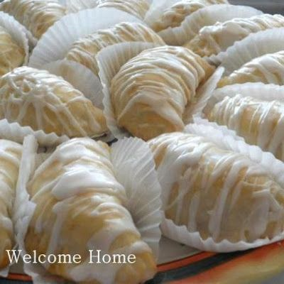 Welcome Home: ♥ Strawberry Hand Pies