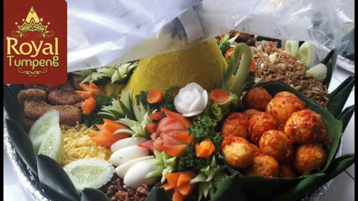 Nasi Tumpeng Pesanan Ibu Astuty untuk Pak Subandy di Tangerang , Banten ...
