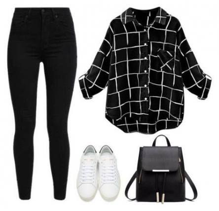 49 Trendy Boots Schwarz Outfit Jeans Lässige #Stiefel