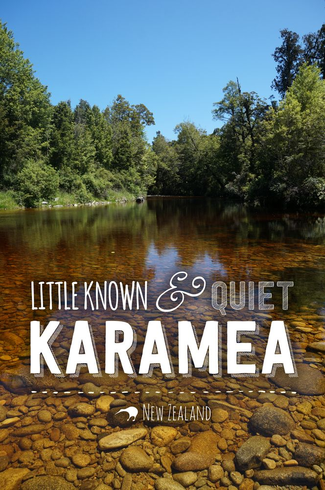 """Karamea is a small town 99km north of Westport, on the South Island of New Zealand. The area has been described as """"New Zealand's best-kept secret"""". Because it's out of the way, a lot of people don't bother visiting."""