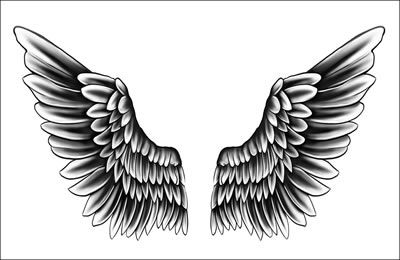 Justin Bieber Temporary Tattoo Wings Sheet - http://www.popstartats.com/product/justin-bieber-wings-sheet/