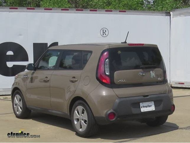 2015 Kia Soul Trailer Hitch - Draw-Tite