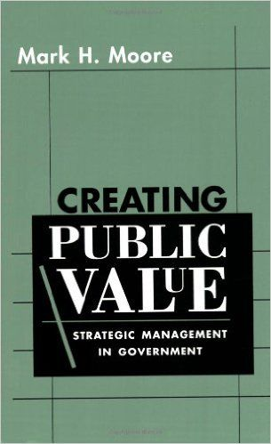 Creating Public Value: Strategic Management in Government (PRINT) Request/Solicitar: http://biblioteca.cepal.org/record=b1253466