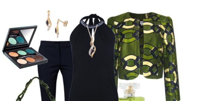 Idée de look Pagnifik – Veste verte Fair and True Trade | Pagnifik