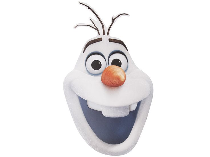 photograph regarding Olaf Face Printable titled 100+ Frozen Olaf Printables Encounter Mask yasminroohi