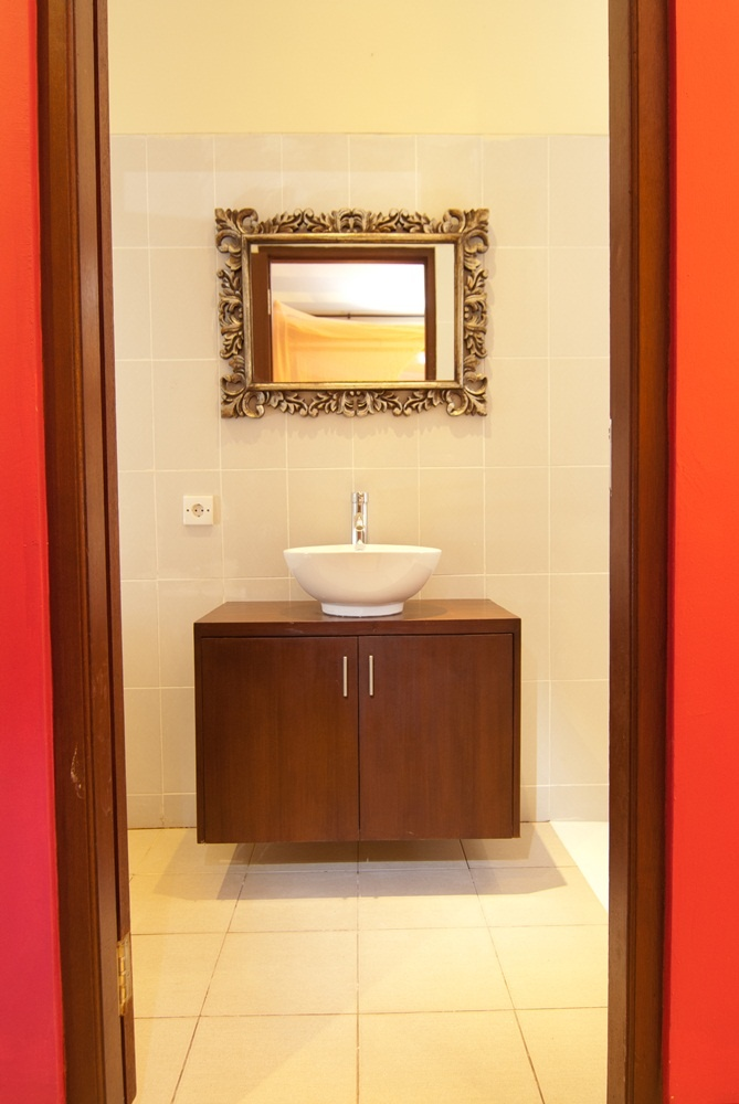 antique mirror in every room