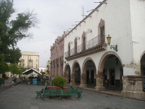 Portales de Jerez, Zacatecas