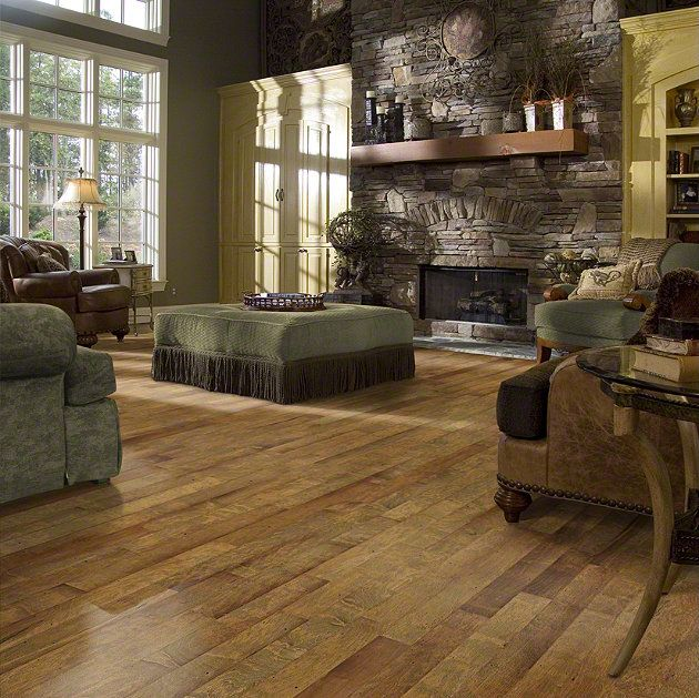 Shaw Flooring available at Duane's Carpet Outlet of Huron, SD!