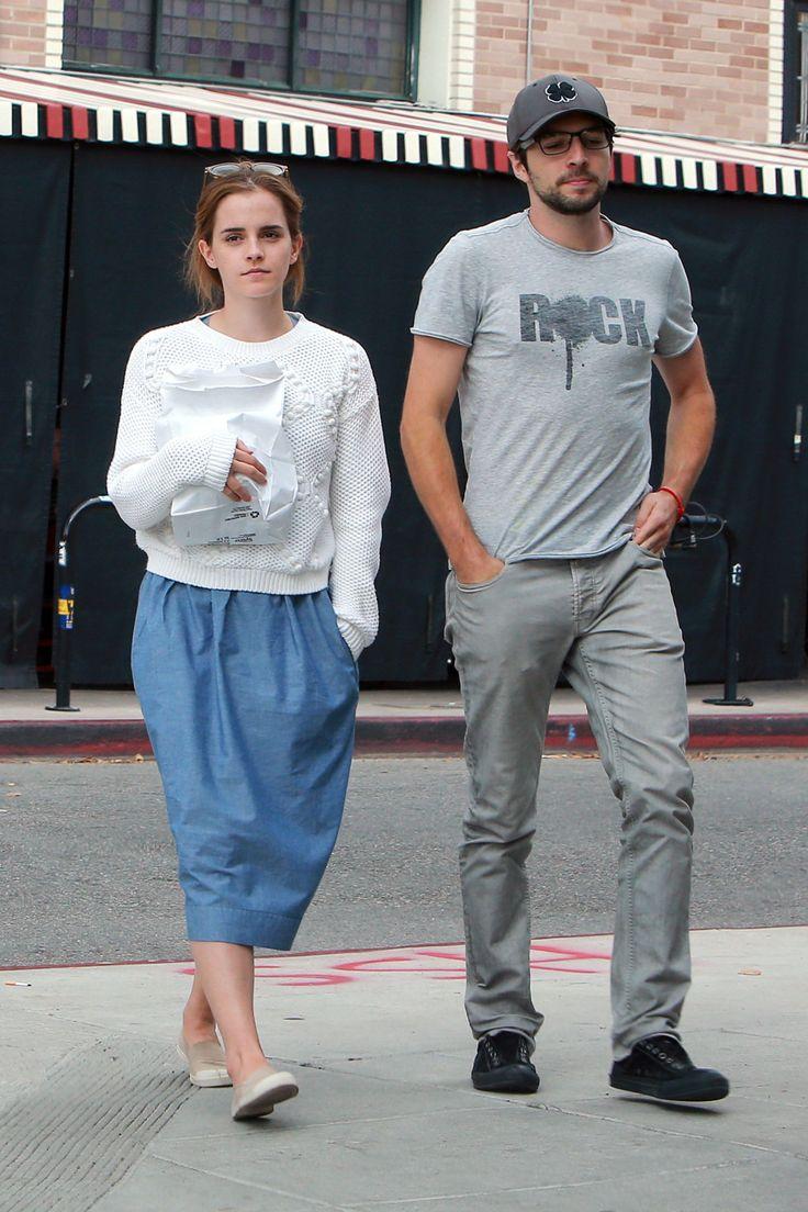 Is This Emma Watson's New Boyfriend? Emma watson style