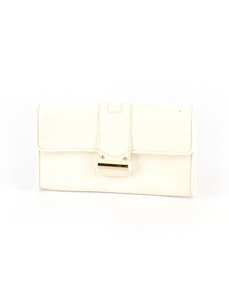 Lofiel Clutch Women Ivory Solid Bags Second Hand Clothes Bags Women